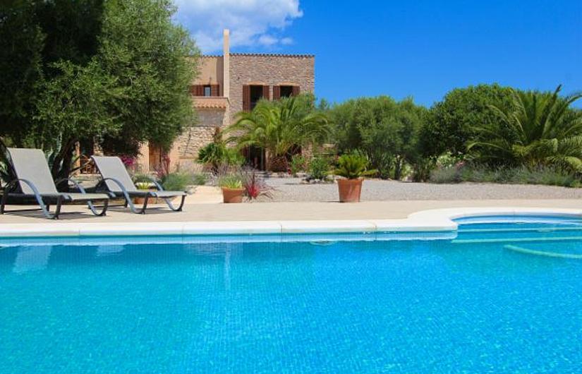 Finca Xerald Auf Mallorca Mieten Finca Ferienhaus