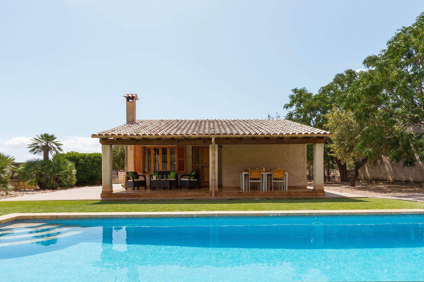 Finca lauta auf mallorca mieten finca ferienhaus - Formentera ferienhaus mit pool ...