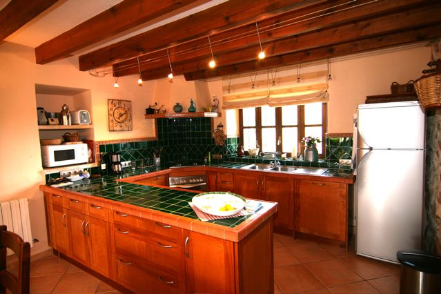 Sommerküche Ausstattung : Finca pico auf mallorca mieten finca ferienhaus